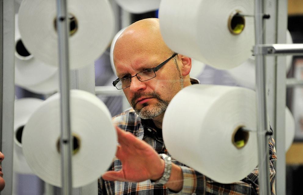 GrünbachTextilunternehmen schafft Arbeitsplätze im Vogtland