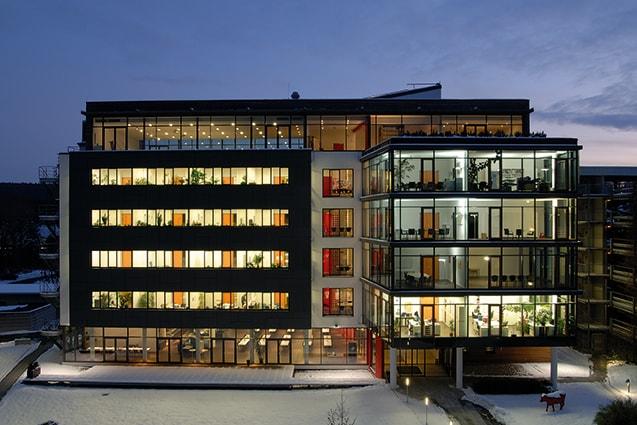 CHT R. BEITLICH GmbH Firmenzentrale