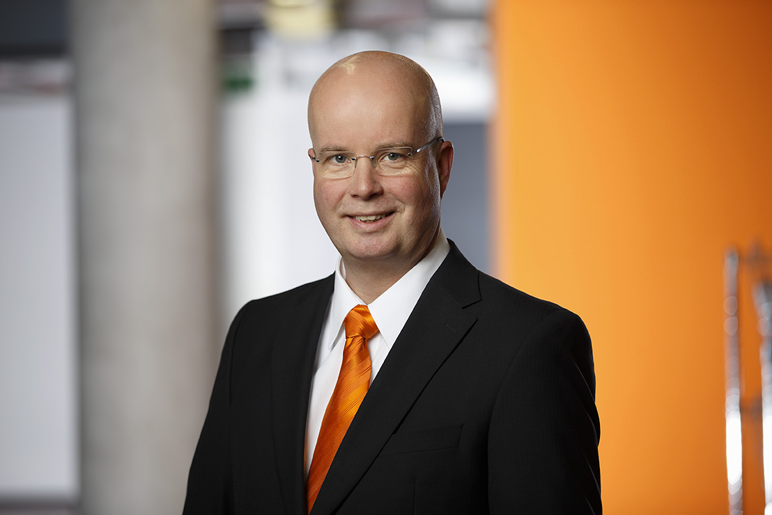 Andreas Ostermann von Roth, Executive Vice President Operations
