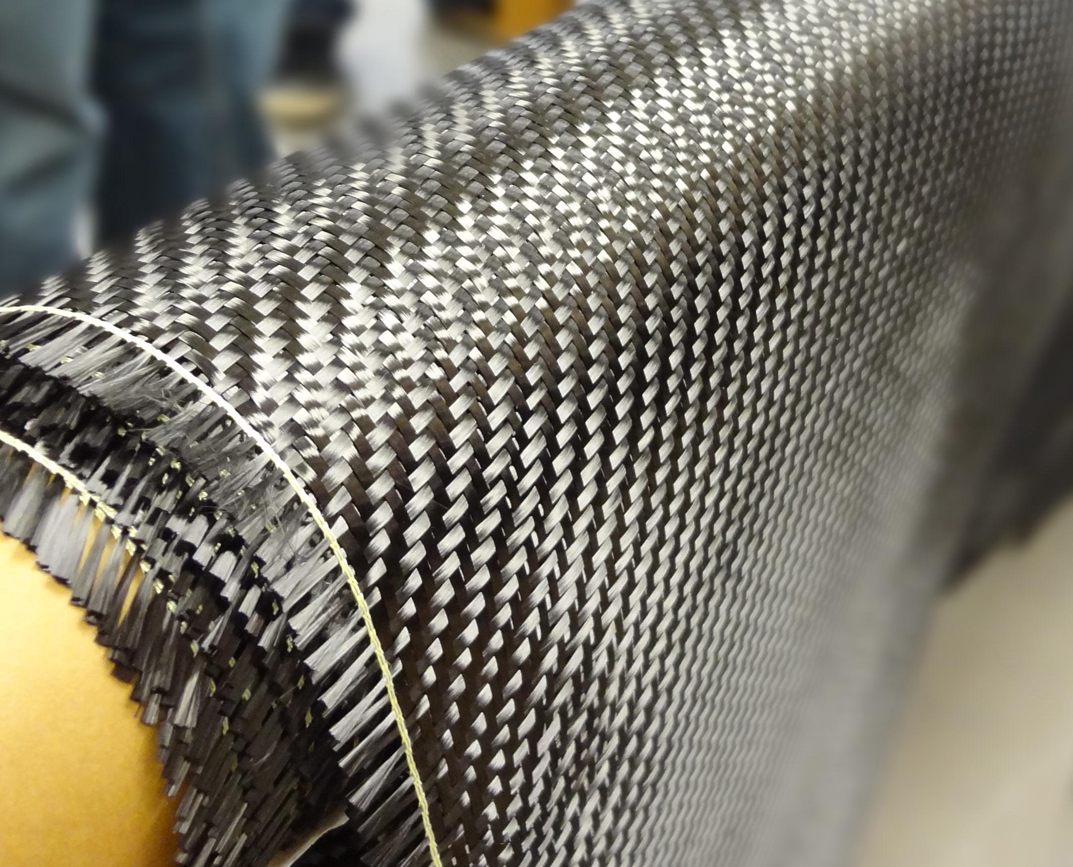 Carbonfaser-Bauteile von Faurecia
