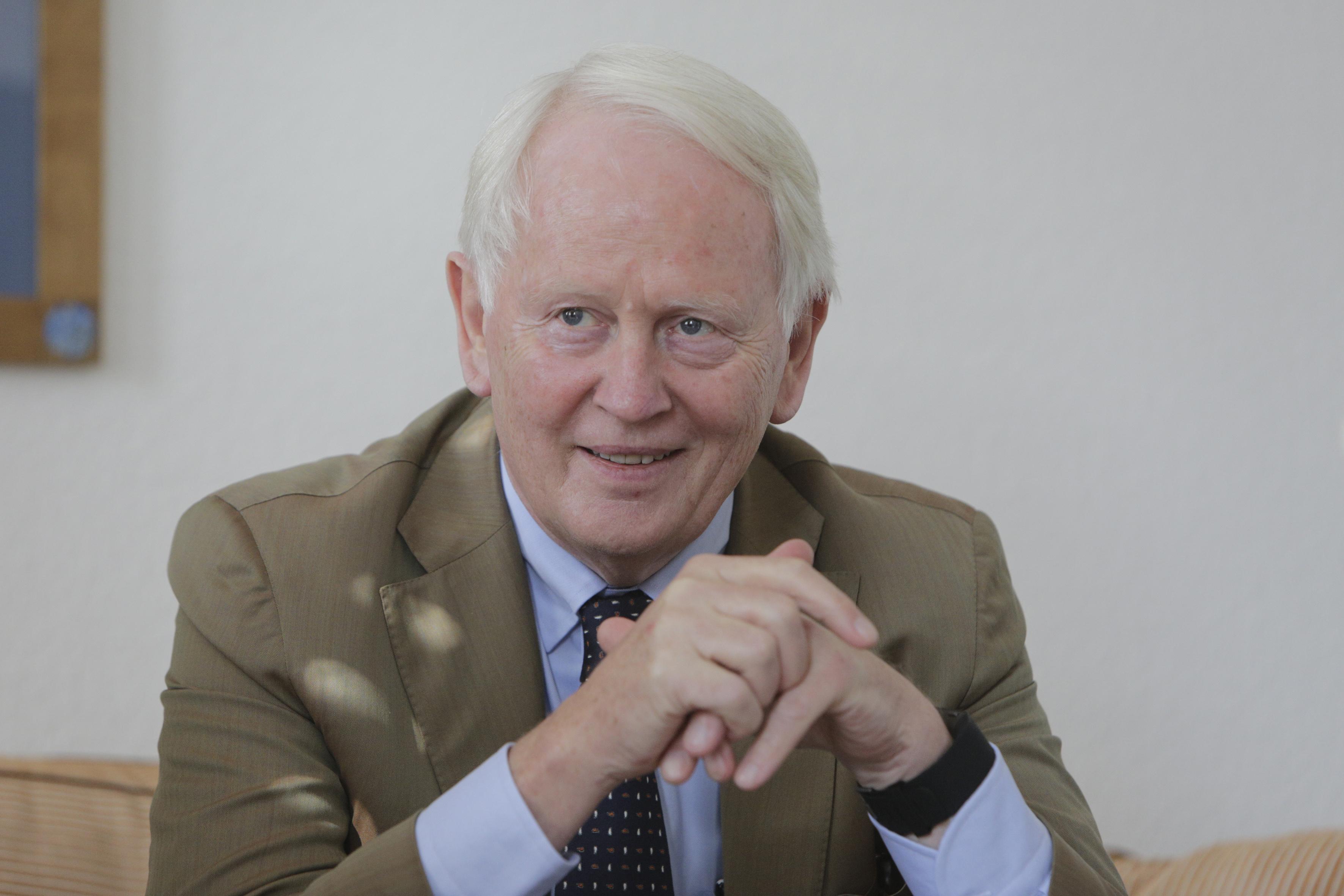 Werner M. Bahlsen (©Jens Schicke)