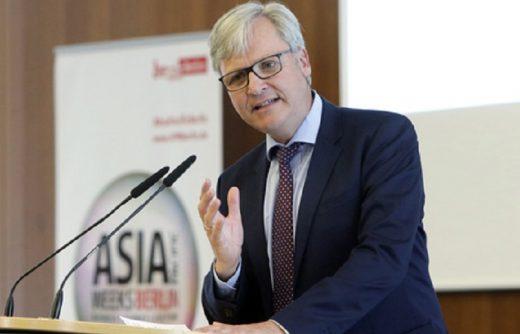 Dr. Martin Wansleben, Hautgeschäftsführer des DIHK e.V.