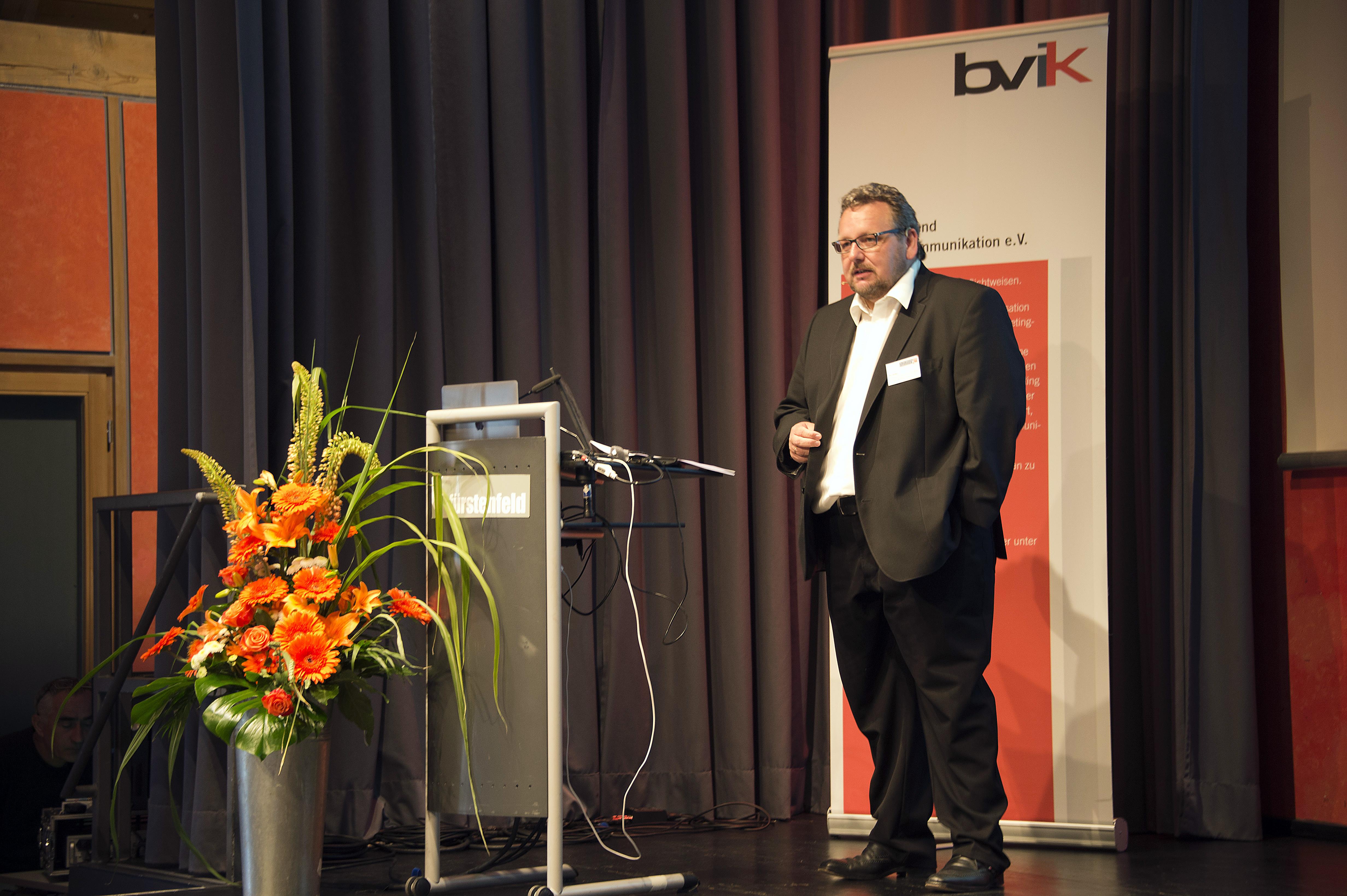bvik-Vorsitzender Kai Halter