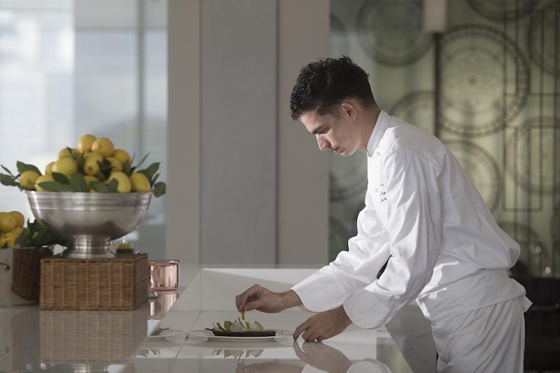 Mireio Chef de Cuisine - Nicolas Cegretin