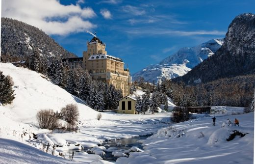 Hotel Schloss Wellness & Family Pontresina