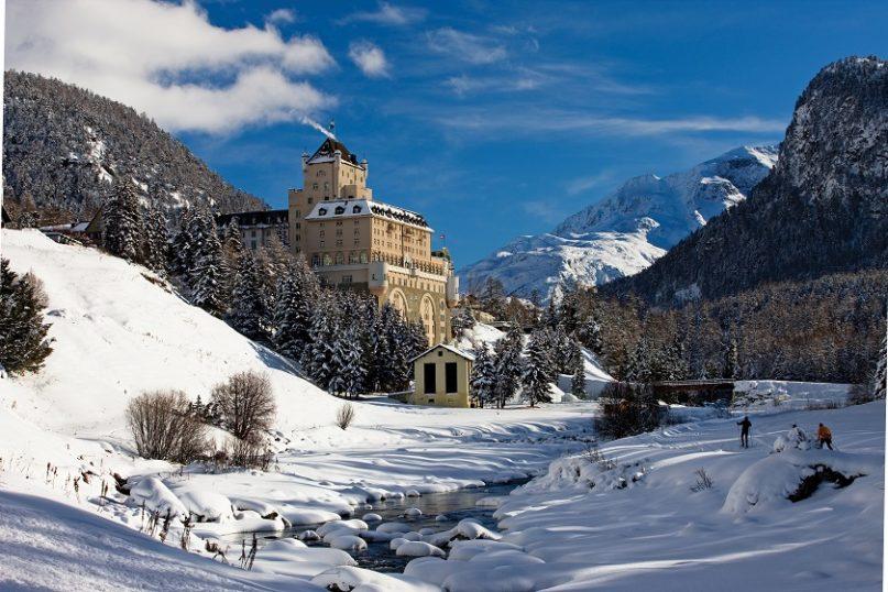 Hotel Schloss Wellness & Family Pontresina