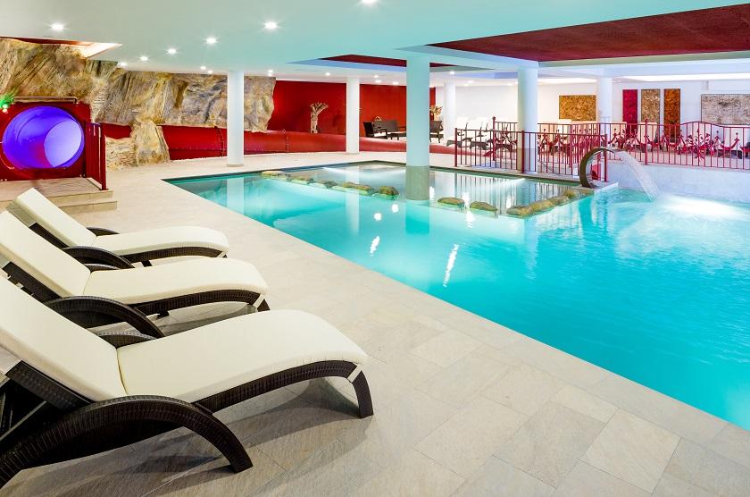 Hotel Almina pool